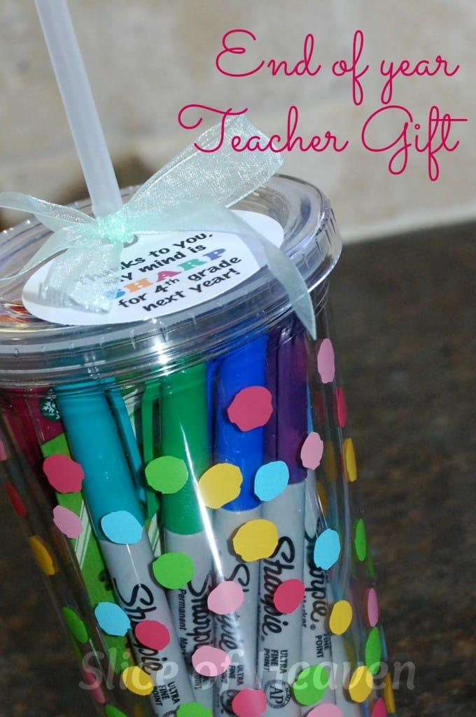 15 Fun Inexpensive Teacher Gifts