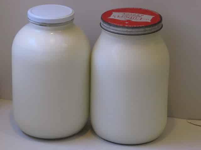 Milk- $200 grocery budget