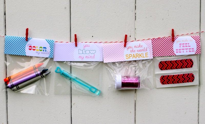 easy kid's valentines Ideas