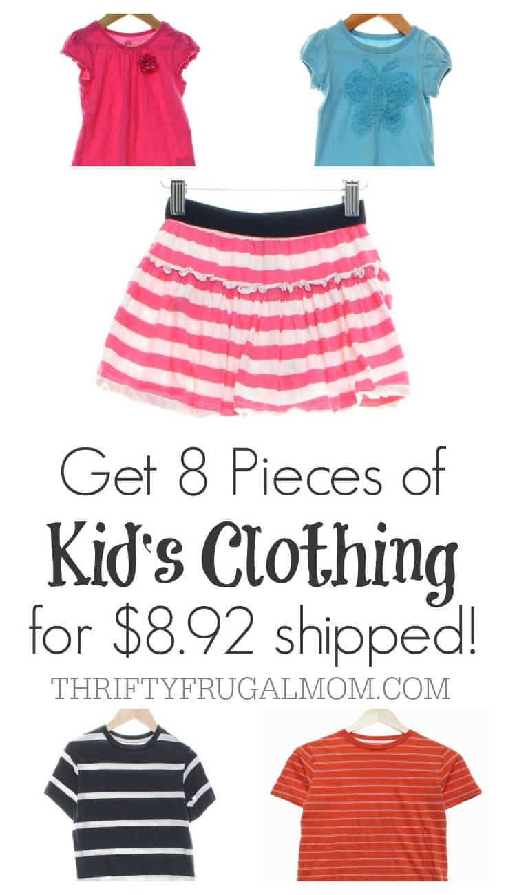 Kids Clothes Online Stores