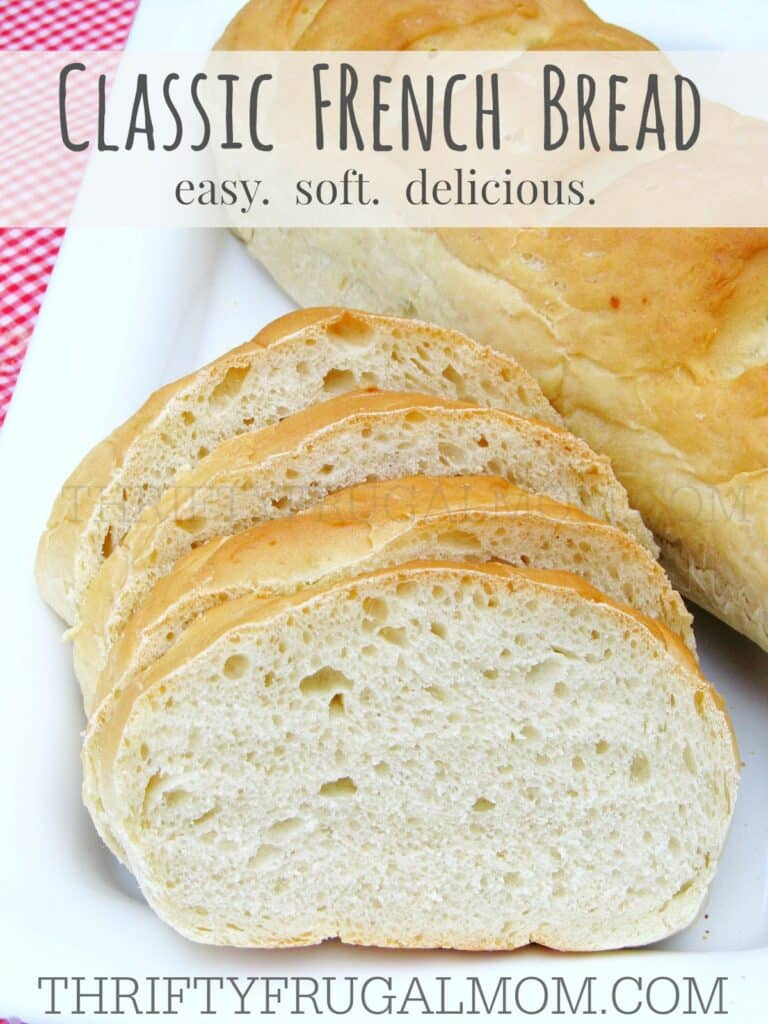 Classic French Bread