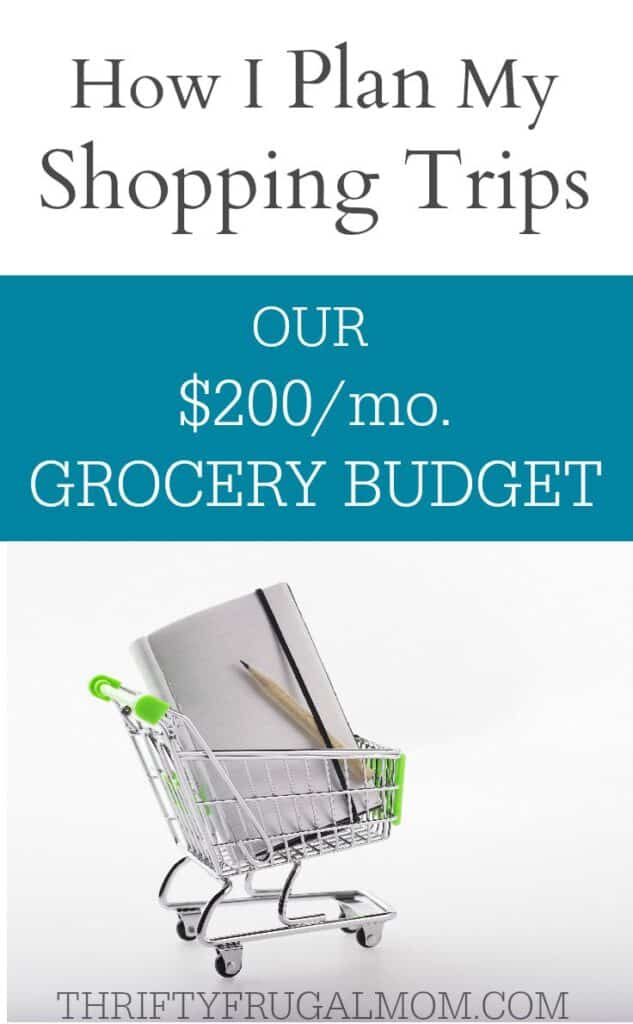 Our $200 Grocery Budget: How to Use coupons and plan my Grocery shopping Trip