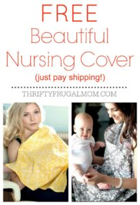 Beautiful Free Nursing Cover (just pay shipping)