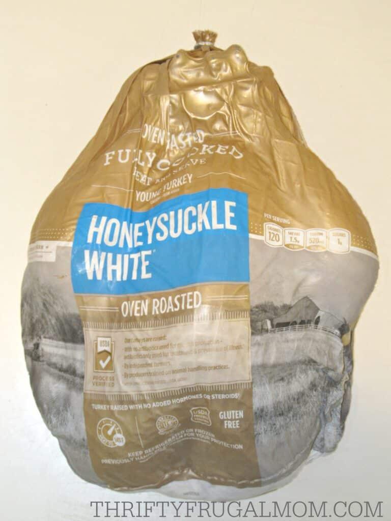 Amish Turkey Stuffing - HoneySuckle White Turkey