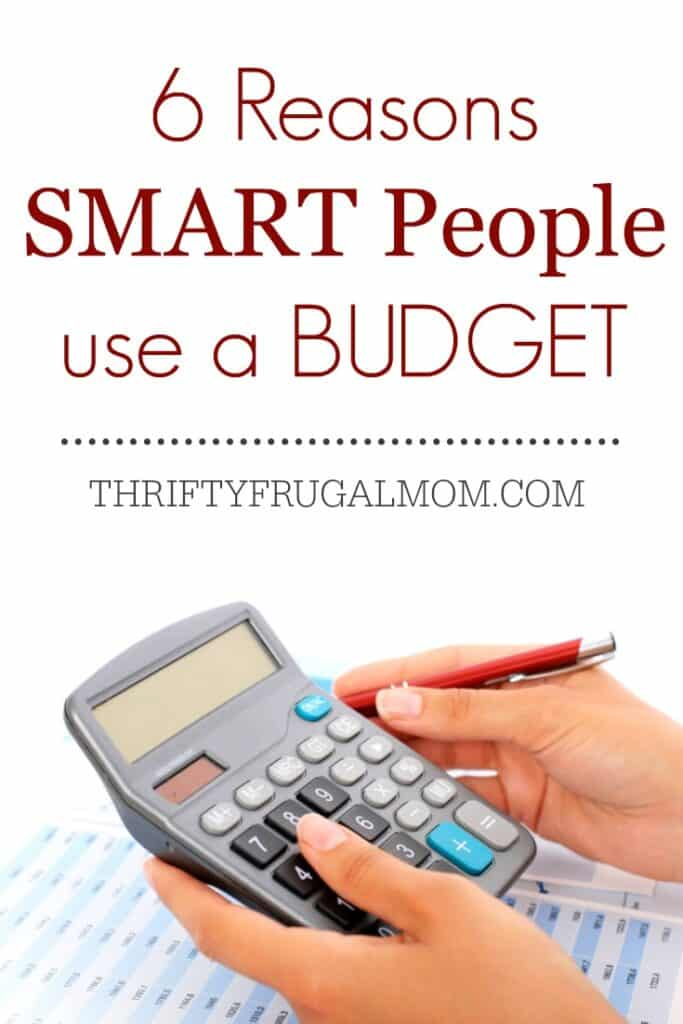 Reasons to Use a Budget