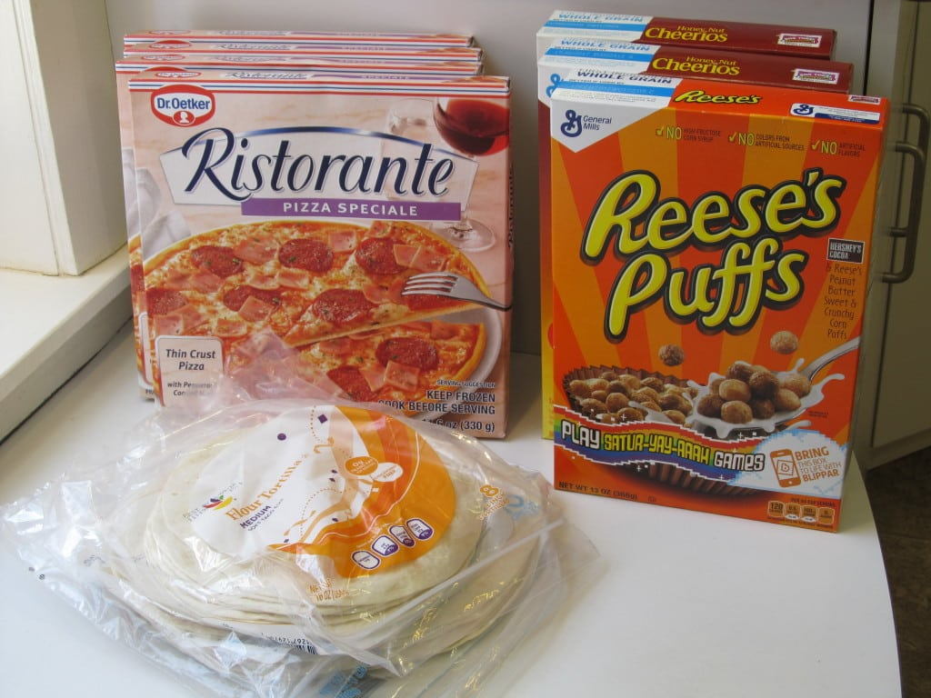 $200 grocery budget savings