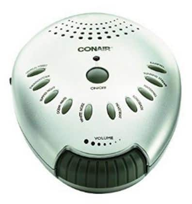 Frugal Mom's Must Have Baby Gear- Sound Machine