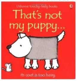 Frugal Mom's Baby Item- Usborne Book