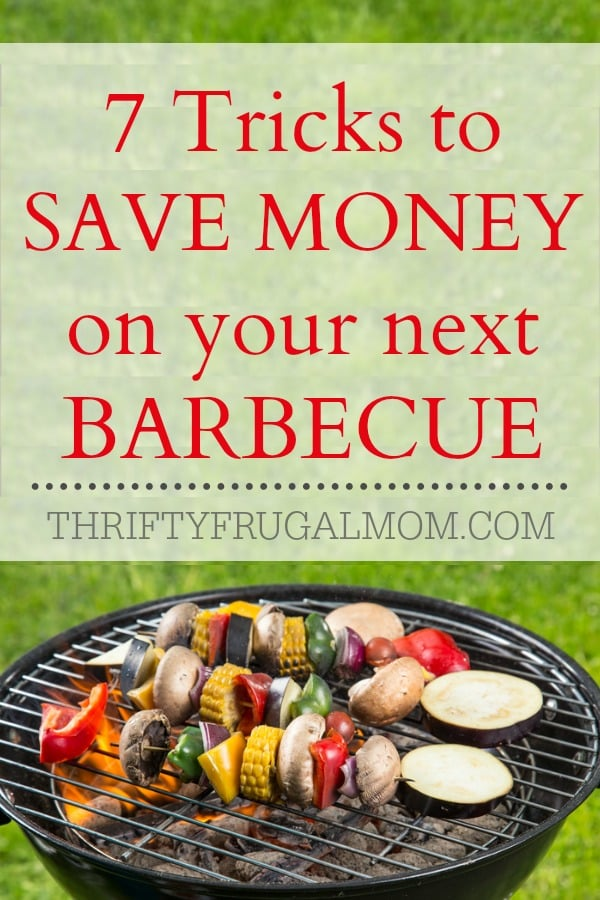 How to Save Money on Barbecue Cookout