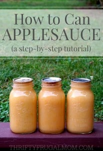 how-to-can-applesauce