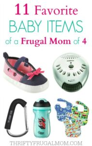 frugal-moms-baby-must-haves
