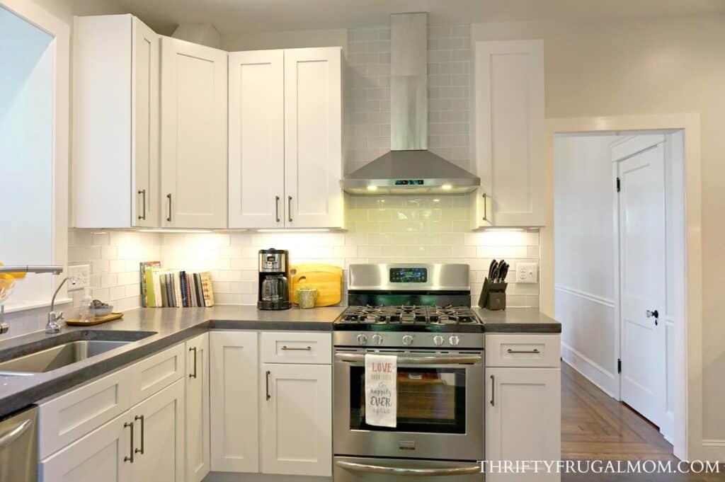 Money Saving Kitchen Remodel Ideas